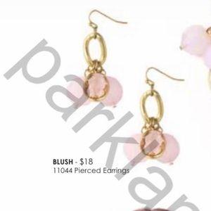 Jewels By Park Lane Blush Earrings
